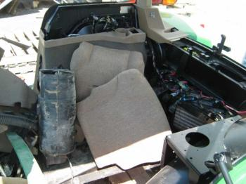 COMPLETE CAB - CAB Parts for DEERE 8630 -