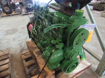 ENGINE COMPLETE - ENGINE Parts for DEERE 4955 -