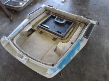 CAB EXTERIOR PARTS - CAB Parts for FORD/NHOLLAND TW25 -
