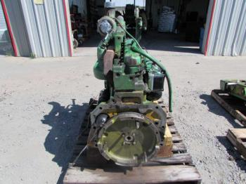 ENGINE COMPLETE - ENGINE Parts for DEERE 4430 -