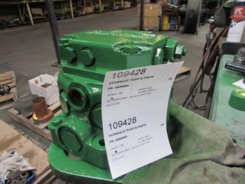 HYDRAULIC PUMP & PARTS - HYDRAULICS Parts for DEERE 4960 -