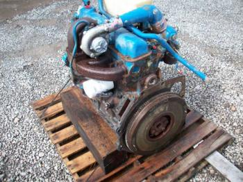 ENGINE COMPLETE - ENGINE Parts for FORD/NHOLLAND 7710 -