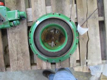 REAR DAMPNER - ENGINE Parts for DEERE 7400 -
