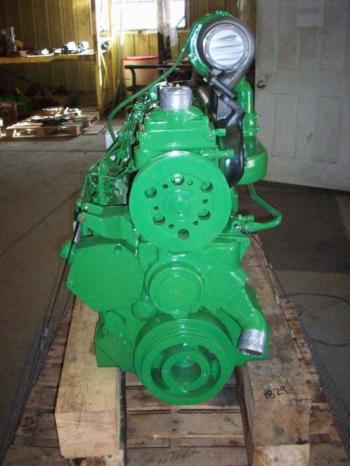 ENGINE COMPLETE - ENGINE Parts for DEERE 4255 -