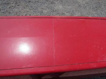 HOOD/NOSE CONE - SHEET METAL Parts for CASE/CASE I.H. 7120 -
