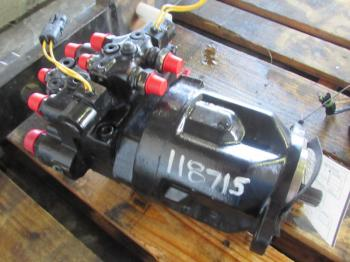 HYDRAULIC PUMP & PARTS - HYDRAULICS Parts for CASE/CASE I.H. 5230 -
