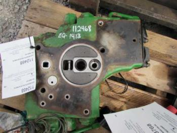 HYD REMOTE VALVE & PARTS - HYDRAULICS Parts for DEERE 8100 -