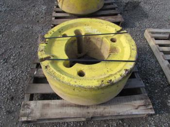 WHEEL WEIGHT - ATTACHMENT Parts for DEERE 4450 -