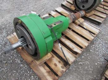 4WD AXLE/HUB & PARTS - POWER TRAIN Parts for DEERE 9520 -
