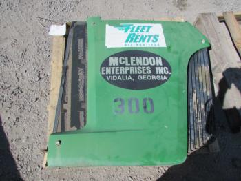 COVER/SHIELD/PANEL - SHEET METAL Parts for DEERE 9300 -
