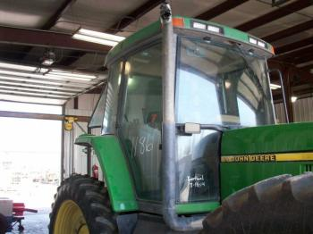 COMPLETE CAB - CAB Parts for DEERE 7410 -