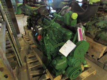 ENGINE COMPLETE - ENGINE Parts for DEERE 4850 -