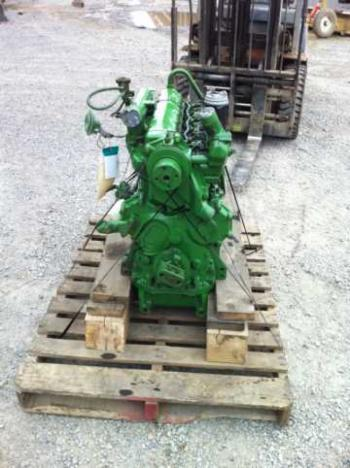 ENGINE COMPLETE - ENGINE Parts for DEERE 3130 -