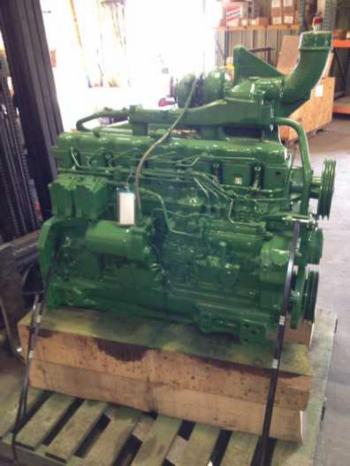 ENGINE COMPLETE - ENGINE Parts for DEERE 4450 -