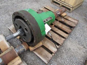 4WD AXLE/HUB & PARTS - STEERING Parts for DEERE 9520 -