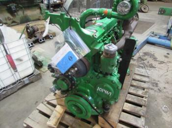 ENGINE COMPLETE - ENGINE Parts for DEERE 7410 -