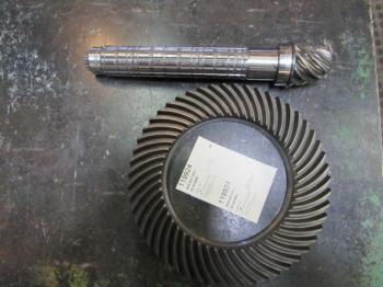 RING AND PINION - POWER TRAIN Parts for DEERE 6615 -
