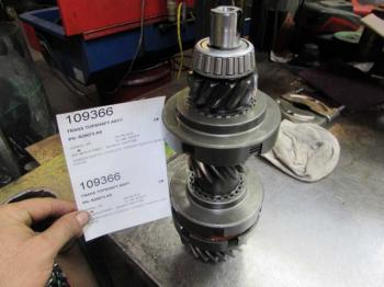 TRANS TOPSHAFT ASSY - POWER TRAIN Parts for DEERE 4010 -