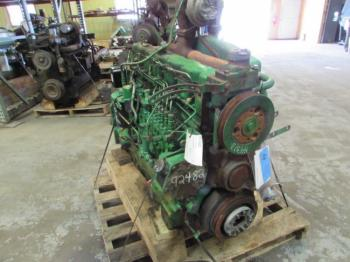 ENGINE COMPLETE - ENGINE Parts for DEERE 4760 -