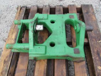 FRONT AXLE MFD SUPPORT - STEERING Parts for DEERE 7400 -