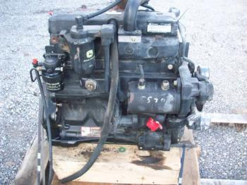 ENGINE COMPLETE - ENGINE Parts for DEERE 5520 -