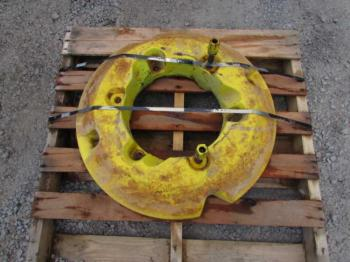 WHEEL WEIGHT - ATTACHMENT Parts for DEERE 4440 -