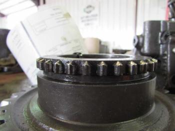 MECHANICAL TRANS & PARTS - POWER TRAIN Parts for DEERE 4430 -