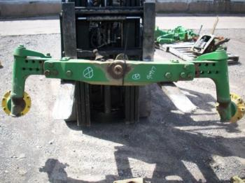 FRONT AXLE COMPLETE - STEERING Parts for DEERE 4650 -