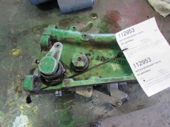 HITCH & ROCKSHAFT VALVE - 3-PT Parts for DEERE 4230 -