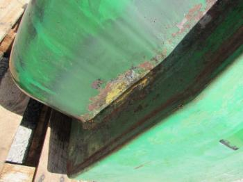 FUEL TANK - SHEET METAL Parts for DEERE 4450 -