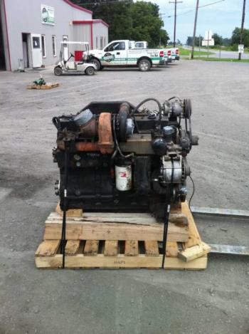 ENGINE COMPLETE - ENGINE Parts for CASE/CASE I.H. 7140 -