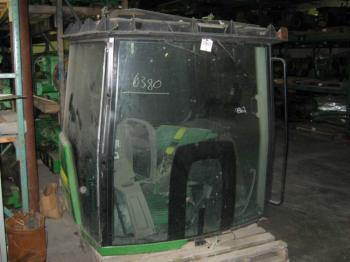 DAMAGED CAB - CAB Parts for DEERE 4700 -