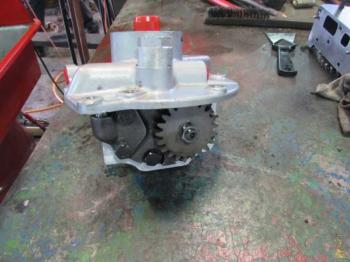 HYDRAULIC PUMP & PARTS - HYDRAULICS Parts for FORD/NHOLLAND 7610 -