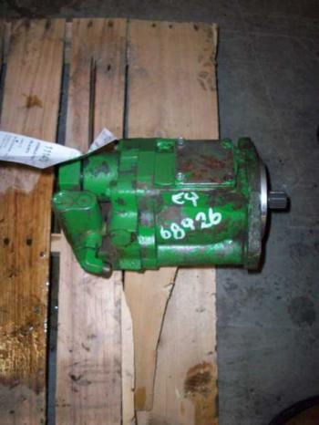 HYDRAULIC PUMP & PARTS - HYDRAULICS Parts for DEERE 7400 -