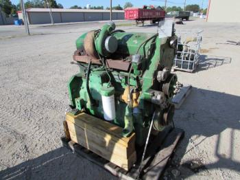 ENGINE COMPLETE - ENGINE Parts for DEERE 9300 -