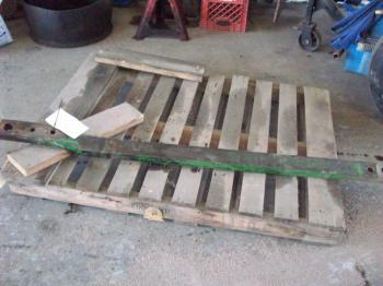 DRAWBAR - 3-PT Parts for DEERE 4960 -