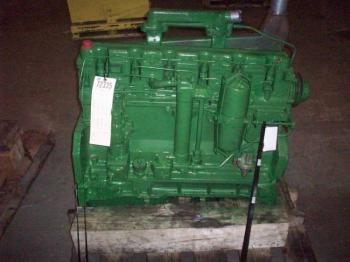 ENGINE COMPLETE - ENGINE Parts for DEERE 4010 -