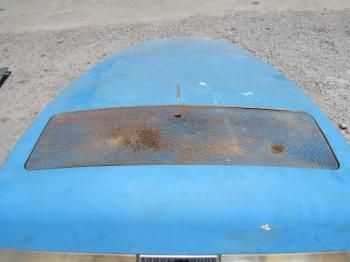 HOOD/NOSE CONE - SHEET METAL Parts for FORD/NHOLLAND 8970 -