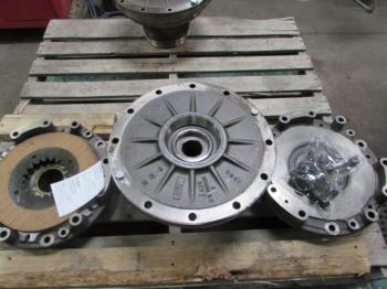 DIFFERENTIAL & PARTS - POWER TRAIN Parts for I.H./FARMALL MX180 -