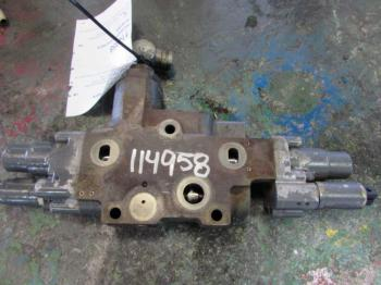 HYD REMOTE VALVE & PARTS - HYDRAULICS Parts for FORD/NHOLLAND 8970 -