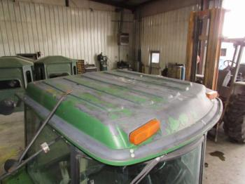 COMPLETE CAB - CAB Parts for DEERE 4850 -