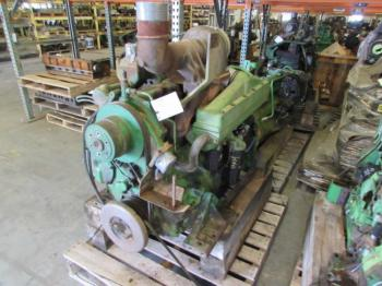 ENGINE COMPLETE - ENGINE Parts for DEERE 8640 -