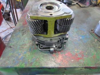 TRANS HI-LOW ASSY - POWER TRAIN Parts for DEERE 8630 -
