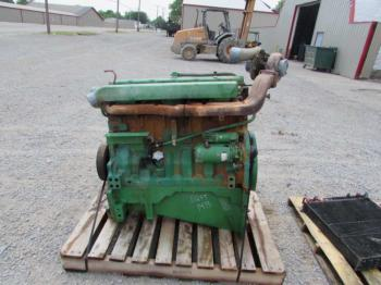 ENGINE COMPLETE - ENGINE Parts for DEERE 8300 -