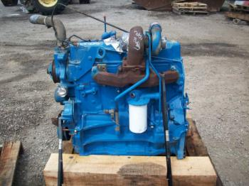 ENGINE COMPLETE - ENGINE Parts for FORD/NHOLLAND 7740 -