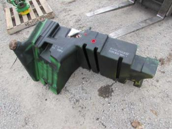 FUEL TANK - SHEET METAL Parts for DEERE 7510 -