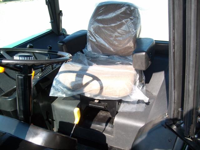 Tractor cabs john deere