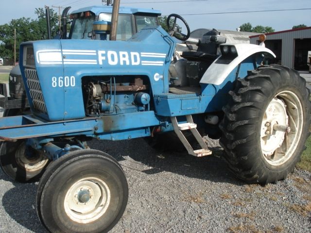 Ford 8600 Tractor Pto Assembly For : Forbidden