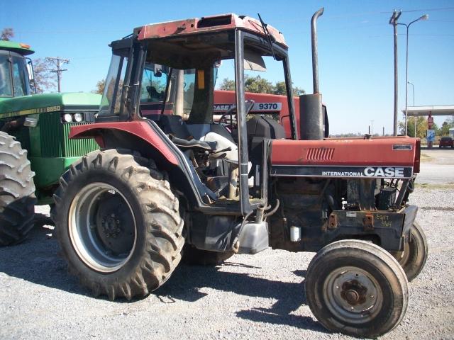 Rebuilt Engine Case Tractor 611b : Forbidden