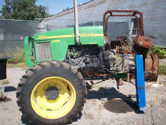 John Deere 5520 Salvage Tractor At Bootheel Parts. John Deere 5520. John Deere. John Deere 5520 Parts Schematic At Scoala.co